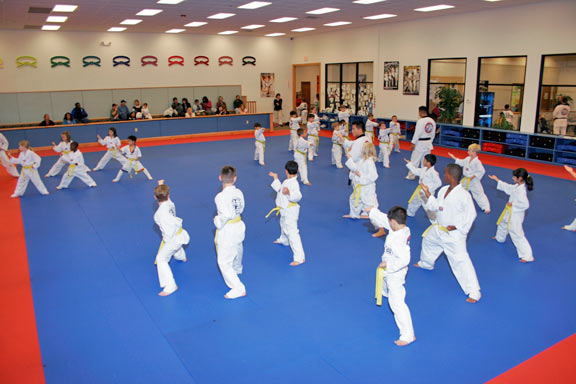 Martial Arts class in East Amherst, NY