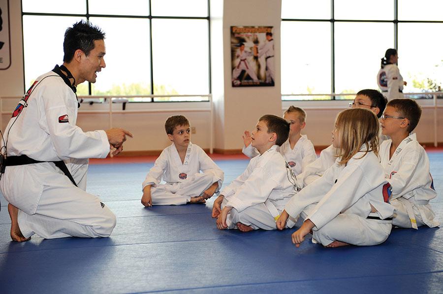 East Amherst NY Taekwondo Classes