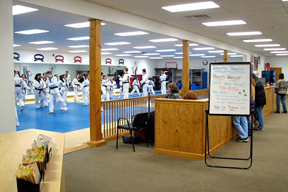 Martial Arts class in Orchard Park, NY