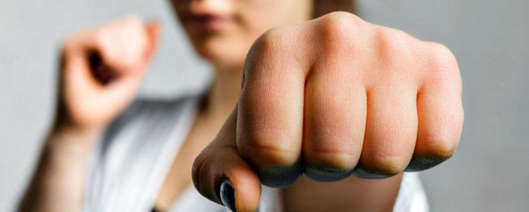 Martial arts self defense