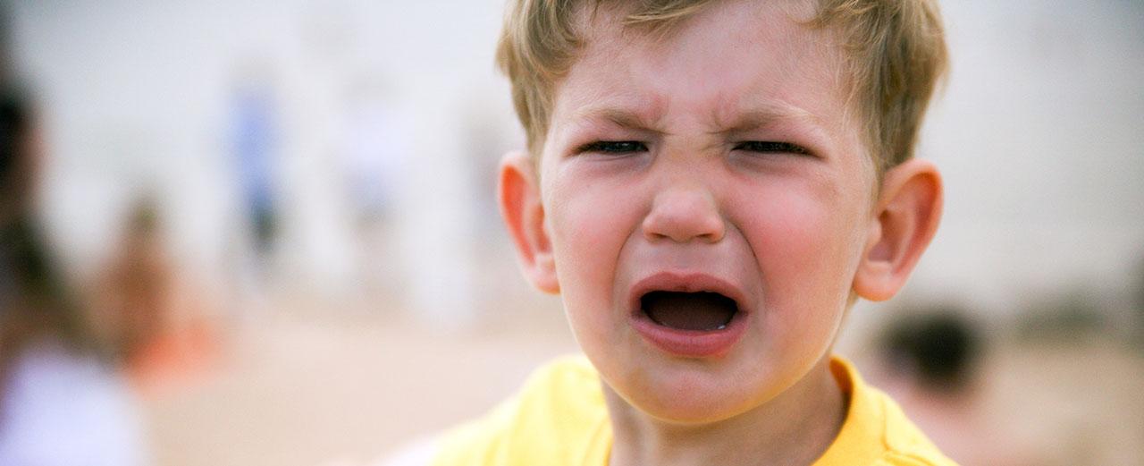 Kids Temper Tantrums