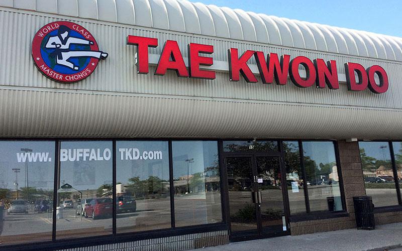 Amherst NY Taekwondo Facility