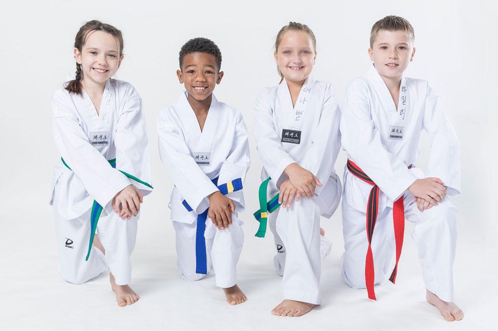 kids taekwondo classes