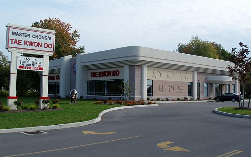 East Amherst NY Taekwondo Facility