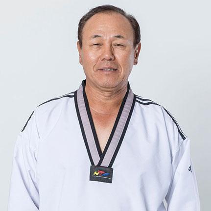Founder of Buffalo NY WTKD Grandmaster Chong