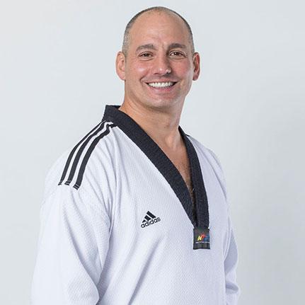 Co-founder of Buffalo NY WKTD Master Mike Mertens
